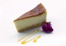 Dessert-Gruentee-Kaesekuchen
