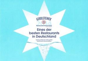 Eines der besten Restaurants in Deutschland